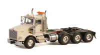 WSI USA Basic Line; KENWORTH T800 8X4 WHITE